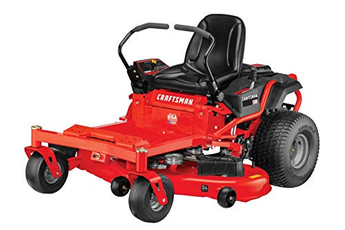 Craftsman Z560 24 HP Briggs & Stratton Platinum 54-Inch Gas Powered Zero Turn Riding Lawn Mower with...