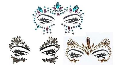 Cara y cuerpo joyas