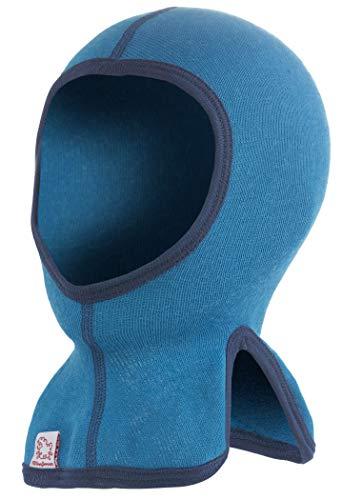 Woolpower 200 Sturmhaube Kinder Dolphin Blue Größe 6-10Y 2021 Kopfbedeckung