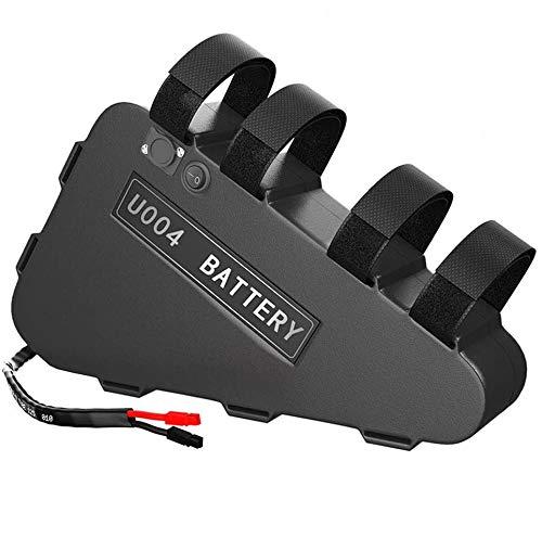 UPP Ebike Battery Pack 48V 20AH - 48 Volt Lithium Battery for 1700W/1500W/1000W Bafang Motor- Electric Bike Triangle U004 Battery (48V 20Ah)