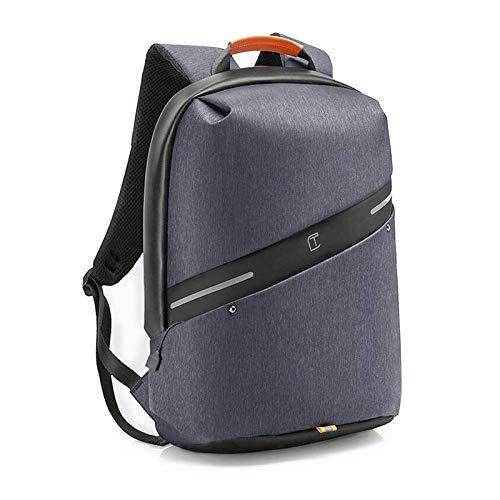 リュック メンズ 大容量 バックパック A4サイズ リュックサック USB充電ポート付き ビジネスリュック 防水 15.6インチノートパソコン入れ 軽量 盗難防止 多機能 通勤 通学 男女兼用 (グレー)