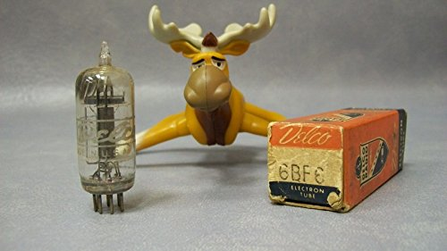 Find Bargain 6BF6 GM-Delco Vintage Vacuum Tube