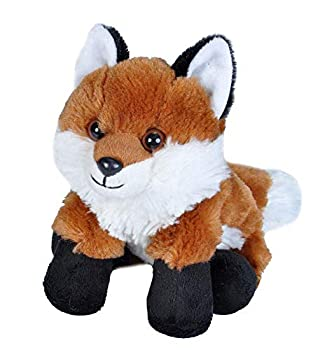 Wild Republic Red Fox Plush Stuffed Animal Plush Toy Gifts for Kids Hug'Ems 7