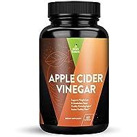 60-Count Naturo Sciences Apple Cider Vinegar Capsules