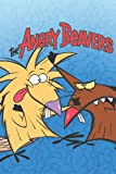 Angry Beavers Notebook: - 110 Pages, In Lines, 6 x 9 Inches