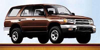 1999 Toyota 4Runner, 4 Door Automatic Transmission ...