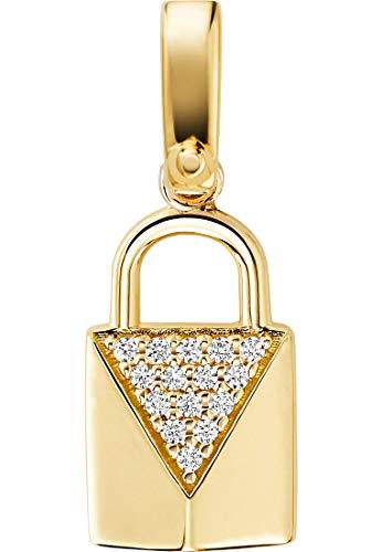 Michael Kors Damen-Charm 925er Silber One Size 87545687