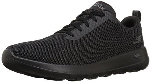 Skechers Men GO Walk MAX-Precision Black Nordic Walking Shoes-8 UK (9 US) (54610-BBK)