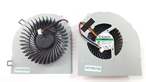 Kompatibel für IBM Lenovo Ideapad Y480, Y480A Lüfter Kühler Fan Cooler Version 2