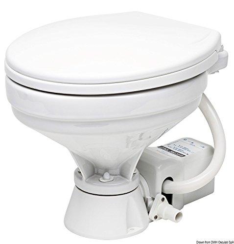 Osculati WC Elettrico 12 V Tazza Grande (Electric...