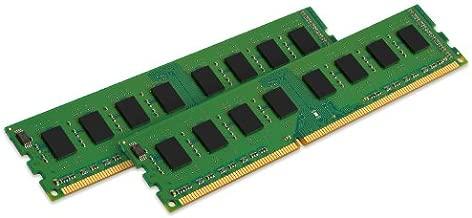 Kingston ValueRAM 4GB Kit (2x2GB Modules) 800MHz PC2-6400 DDR2 CL6 DIMM Desktop Memory (KVR800D2N6K2/4G)