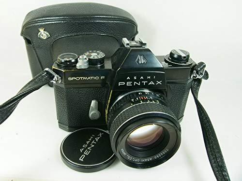 Pentax SPF ブラック M42 55mm F1.8付き