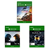 Xbox Digital Game Bundle - Forza 4 Standard Edition, The Master Chief Collection, Halo 5 Guardians