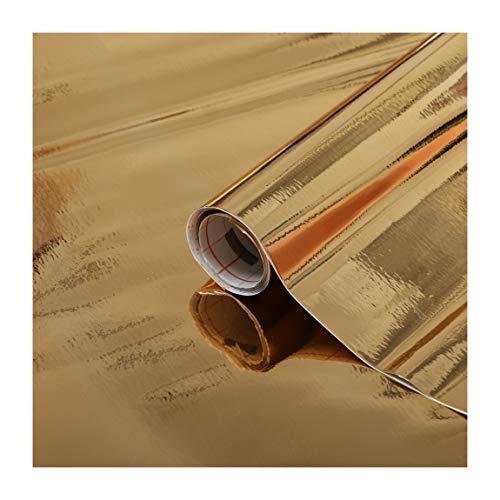 d-c-fix Selbstklebefolie Hochglanz gold 45 cm x 1,5 m
