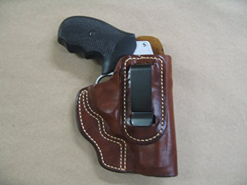 Azula in The Waistband IWB Concealed Carry Holster for Taurus 605 Polymer Poly .357 5 Shot TAN RH