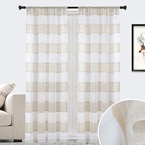 cortina visillo comedor fabricante GRALI-DECOR