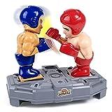 Tacobear Batallas Robot Juguetes Robotica para Niños Boxeo Juegos con Función de Sensor de Infrarrojos y Sonidos Boxeo Robot Juguete para Niño 3 4 5 6 7 8 9 10 11 12 Años Regalos Cumpleaños