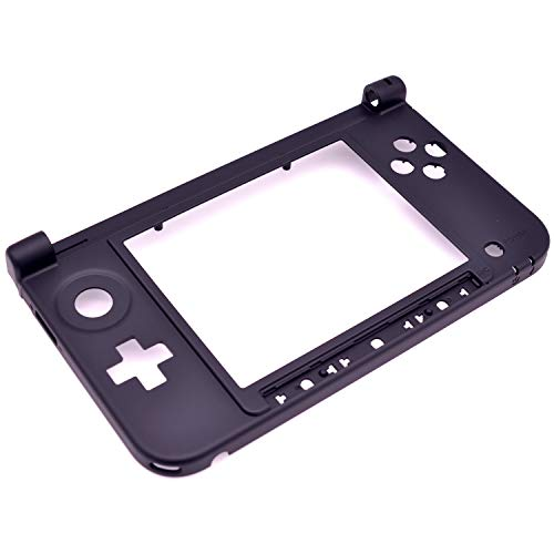Deal4GO Replacement Hinge Part Bottom Middle Frame Shell Housing Cover Case for Nintendo 3DS XL 3DS LL
