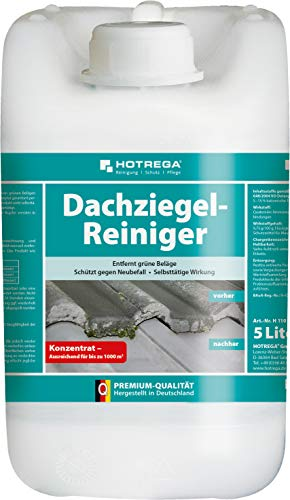 HOTREGA Dachziegel-Reiniger 5 Liter (Konzentrat)