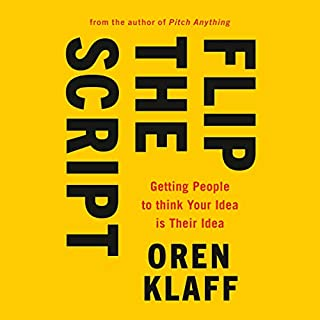 Flip the Script audiobook cover art