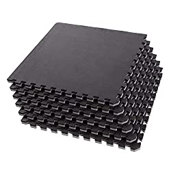 "IncStores - 1"" MMA Interlocking Foam Tiles Review"