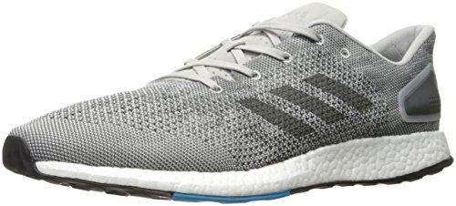 adidas Men's Pureboost DPR Running Shoe, Grey Five/Dark Solid Grey/Grey Two, 11.5 Medium US