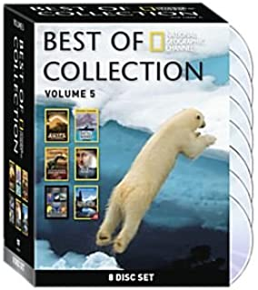 Best of National Geographic Channel 8-DVD Collection, Volume 5