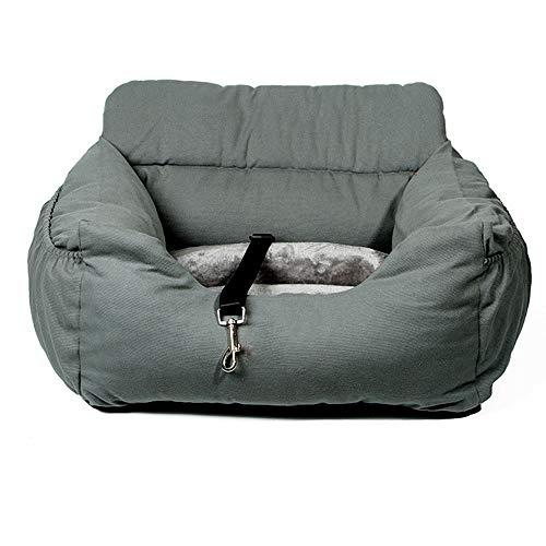 XFSE Cama de perro creativa de viaje lavable cama para perro pequeña perrera nido para mascotas Cama para mascotas Cama para perros Cojín para mascotas (55 x 50 x 30 cm)