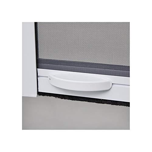 PACK ECO de 2 moustiquaires Enroulables ALU H145 cm x L100 cm Blanc