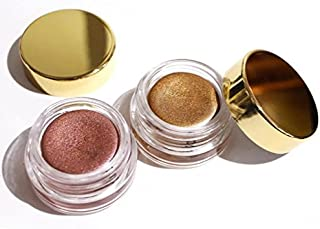 Kylie Cosmetics Cosmetics Birthday Collection Rose Gold and Copper Cream Eyeshadow