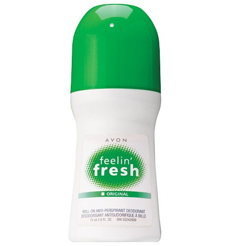 Avon Feeling Fresh Deodorant (Pack of 12)