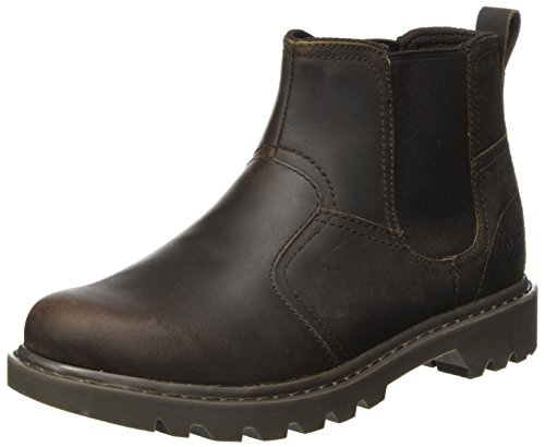 CAT Footwear Herren Thornberry Chelsea Boots, braun (Mens Brown), 41 EU
