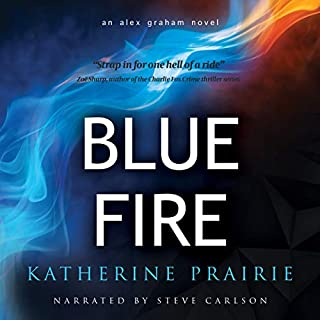 Blue Fire cover art