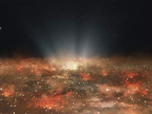 Das Sterben der Milchstraße