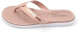 BEIRARIO Shiny Flip-flop Slipper for Women