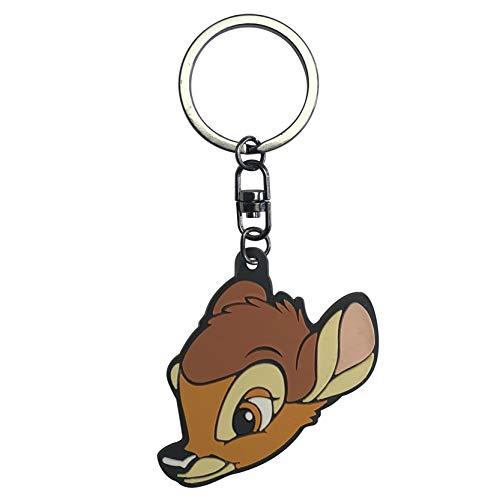 ABYstyle - Disney - Schlüsselanhänger - Bambi - H. 4 cm x L. 3,8 cm