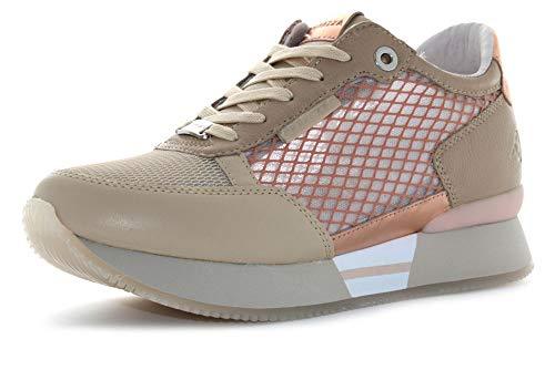 Apepazza febos S0RSD01 Sneakers mit Lederbändern für Damen