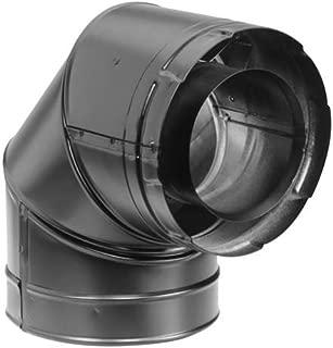 Simpson Dura-Vent 46DVA-E90B, Black