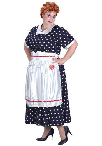 Lucy Poka Dot Dress