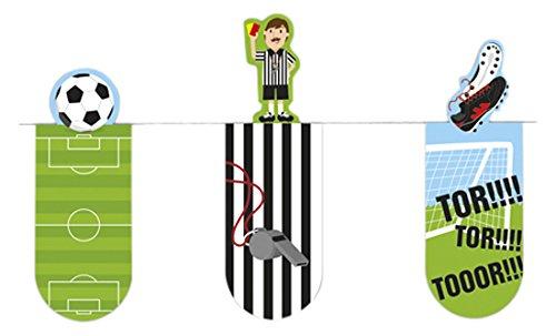 moses. 30819 Magnetlesezeichen Fußball 3er Set, magnetisches Lesezeichen, charmant illustriert