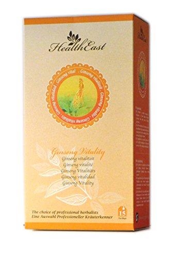 Healtheast Ginseng Vitalität Herbal Tea
