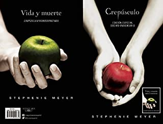 Crepúsculo. Décimo Aniversario. Vida y muerte/Twilight Tenth Anniversary. Life and Death (Dual Edition) (Spanish Edition) by Stephenie Meyer(2015-12-22)
