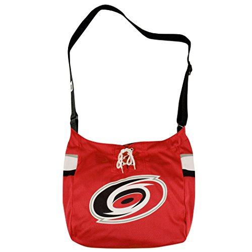 Littlearth NHL Team Damen Jersey Tote, Damen, Carolina Hurricanes