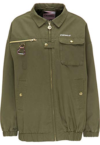myMo Blouson Damen 12304832 militär grün, XL