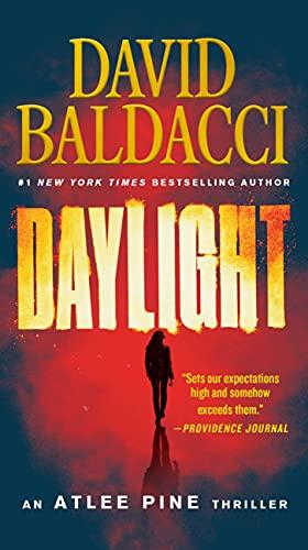 Daylight (Atlee Pine Book 3) (Kindle Edition)