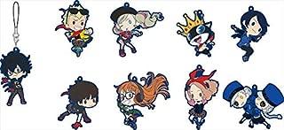 ペルソナ5 ダンシング・スターナイト ラバーストラップコレクション BOX商品 1BOX=9個入り、全9種類