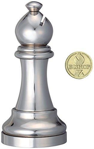 Bartl Unbekannt Hanayama 111465 Cast Puzzle Chess Läufer