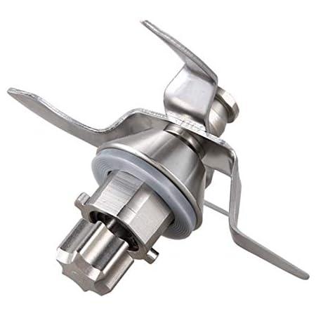 TTBD Couteau MéLangeur de Remplacement pour Vorwerk Thermomix TM31 TM 31 Couteau de MéLange pour Robot Culinaire avec Joint Pièce de Rechange Ultra-Tranchante