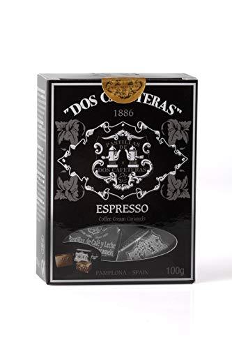 DOS CAFETERAS ESPRESSO 100G