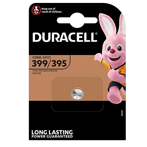 Duracell Uhrenbatterie SR57 1er Pack